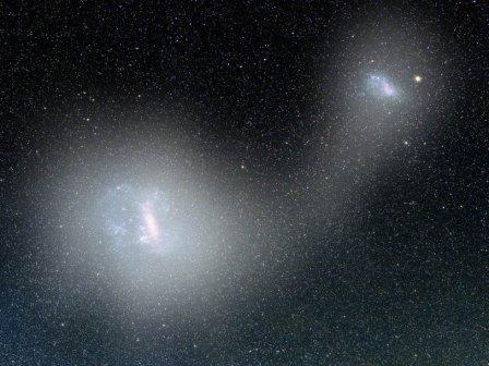 Магеллановы Облака