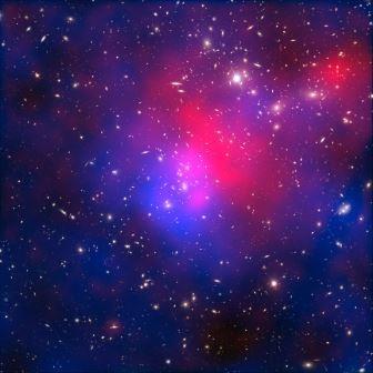 Скопление Abell 2744