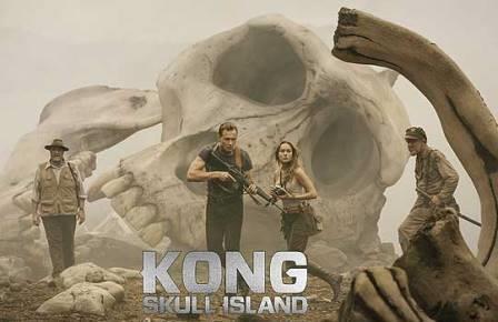 «Конг. Остров черепа»