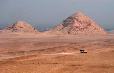 Пирамиды Дашура, 2008
