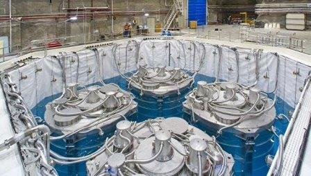 Детекторы нейтрино эксперимента Дайя-бэй