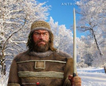 Мужчина из Сунгиря