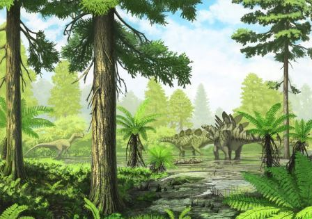 Шарыповские динозавры