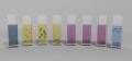 Стадии эксперимента по ренатурации белковой смеси