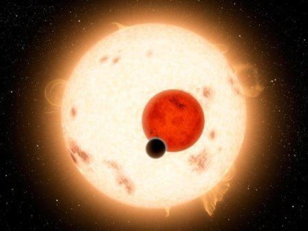 Согласно авторам статьи, луны вокруг горячих юпитеров-мигрантов могли удерживать атмосферы в течение миллиардов лет