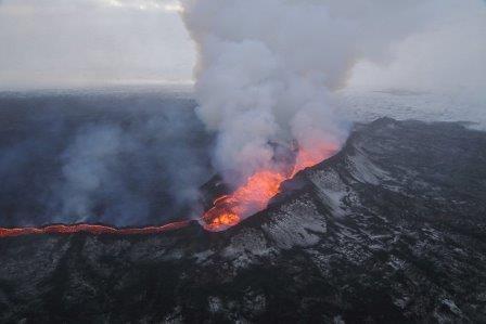 Вулкан Холухраун