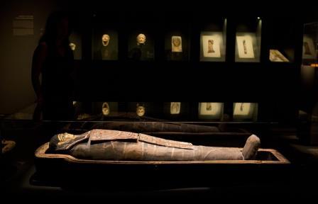 Саркофаг мумии древнеегипетской певицы может находиться в Ватикане