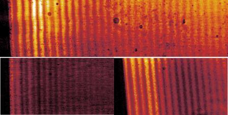 Фотографии поляритонов, полученные учеными