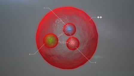 Ученые CERN объявили об открытии новой частицы, которая содержит два тяжелых «очарованных» кварка