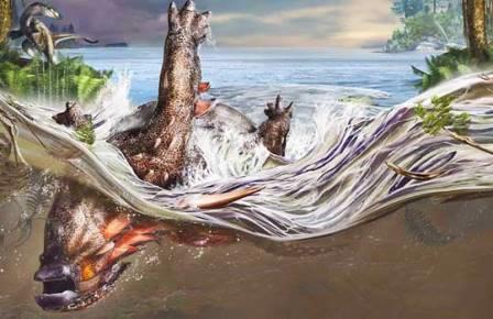 Рождение спящего дракона