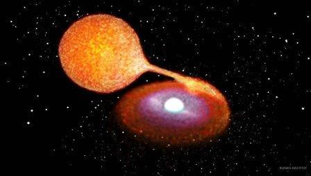 Взрыв сверхновой, который смогла пережить звезда LP 40-365