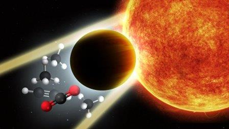 """Астрономы нашли планету с """"титановыми"""" облаками в атмосфере"""