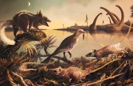 Новые британские млекопитающие