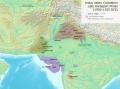 Период поздней хараппской цивилизации, ок. 1900–1300 до н. э.