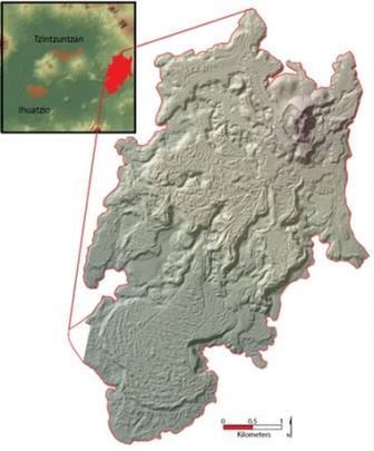 Ученые обнаружили огромный древний город в Мексике размером с Манхэттен
