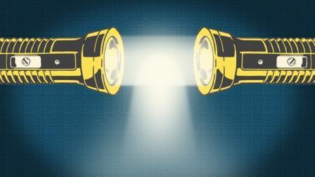 Запутанные фотоны - основа совершенно новой формы света