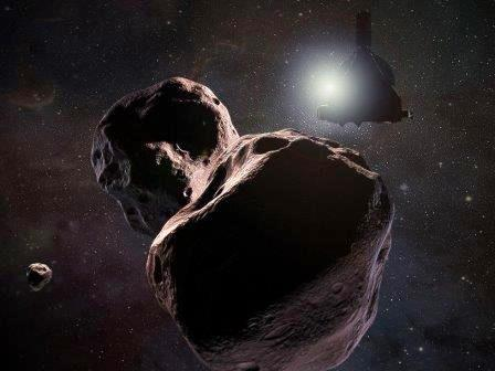 New Horizons © NASA/JHUAPL/SwRI/Steve Gribben