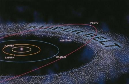 Пояс Койпера © NASA