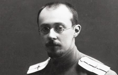 Александр Фридман, 1916 год © Public domain/Wikimedia Commons