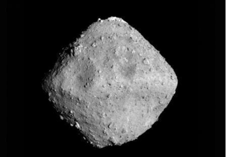 Астероид Рюгу © JAXA