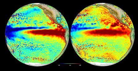 ООН оценила вероятность Эль-Ниньо в конце года в 70%
