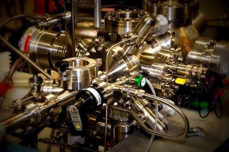 Сканирующий туннельный микроскоп © University of Bath