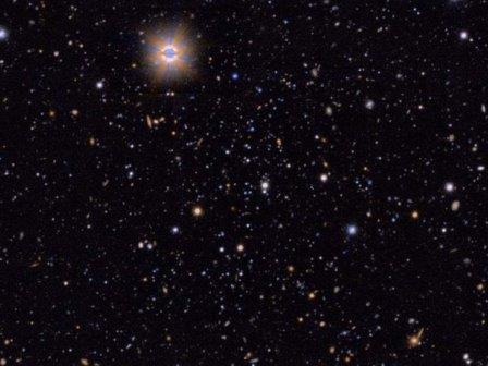 Карликовая галактика Феникс II © Mutlu-Pakdil et al. 2018