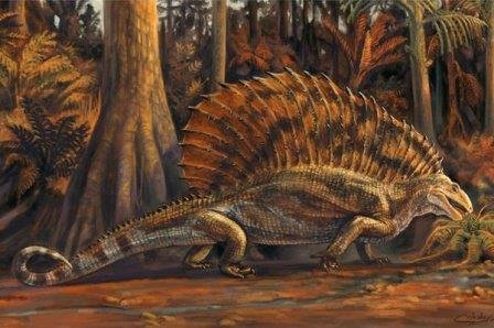 Гордодон © New Mexico Museum of Natural History, Matt Celeskey