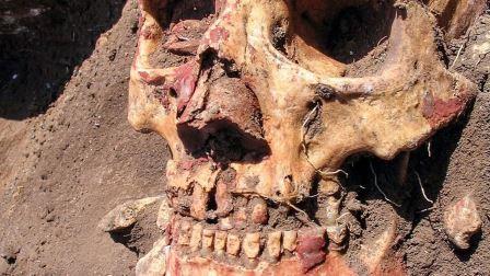 Древнейшая эпидемия чумы
