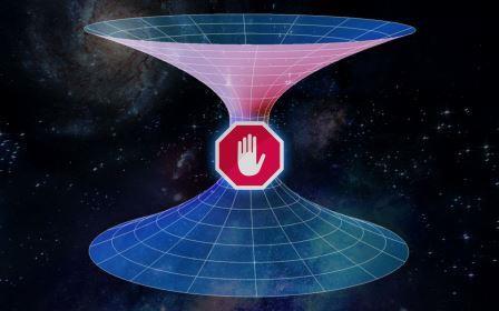 Ученые отвергли возможность перемещений через червоточины