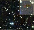 Источник первых повторяющихся радиовсплесков ©Gemini Observatory/AURA/NSF/NRC
