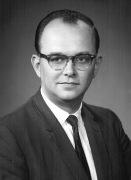 Хью Эверетт, 1964 год © Wikipedia