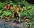 Auroraceratops rugosus © Robert Walters