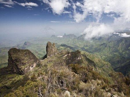 Эфиопское нагорье © Hulivili/Flickr