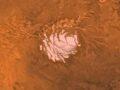Южный полюс Марса © NASA/JPL/USGS