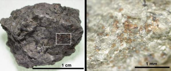 В марсианских метеоритах нашли азотсодержащие органические молекулы возрастом четыре миллиарда лет