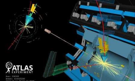 © ATLAS Collaboration/CERN