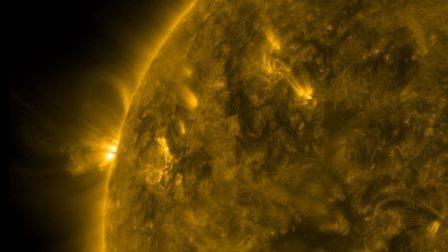 © Solar Dynamics Observatory/GSFC/NASA