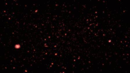 Ранняя Вселенная в представлении художника ESA/Hubble, M. Kornmesser