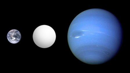 Считается, что экзопланеты размером с Землю