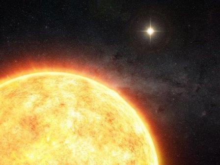 Астрономы заподозрили, что в начале существования Солнечной системы в ней было два Солнца