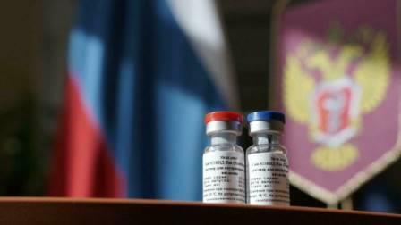 Первая в мире зарегистрированная вакцина от коронавируса © Пресс-служба Минздрава России, Дмитрий Куракин