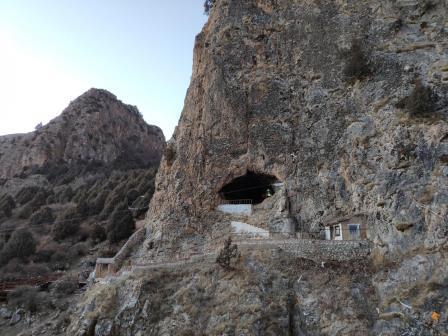 Пещера Байшия © HAN Yuanyuan