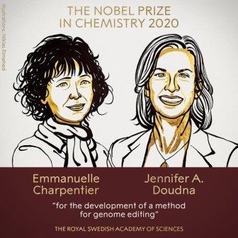 Нобелевская премия по химии 2020