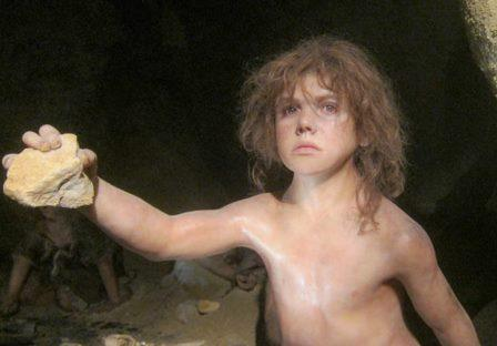 Реконструкция ребенка неандертальца ©images2.minutemediacdn.com