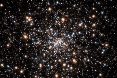 NGC 6397 на снимке телескопа Hubble © NASA, ESA, T. Brown, S. Casertano, J. Anderson (STScI)