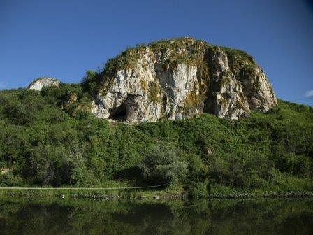 Чагырская пещера © Ксения Колобова