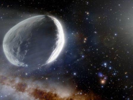 Комета Бернардинелли-Бернштейна © NOIRLab/NSF/AURA/J. da Silva