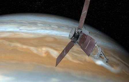 Зонд Juno © NASA