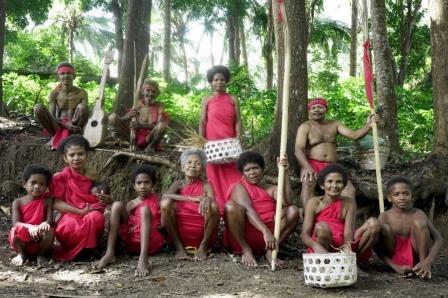 Магбукон — одно из племен филиппинских негритосов аэта © Philippine Government